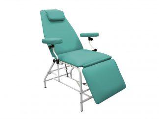 Донорское кресло для забора крови тип 04 цвет Инвитро серия ДР