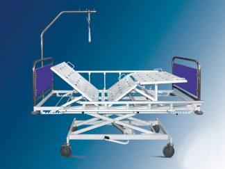 Кровать с гидроприводом Ока-Медик КМФ3г-02 (на колесах)