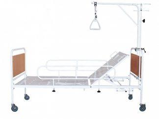 Кровать медицинская Ока-Медик КМФ-01 съемные колеса