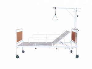 Кровать медицинская  КМФ-01 на колесах
