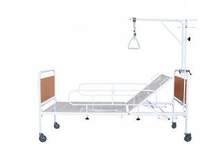 Кровать медицинская Ока-Медик КМФ-01 на колесах