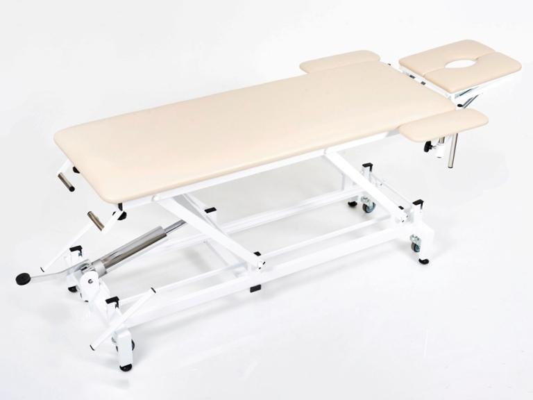 Массажный стол на гидроприводе КСМ-041г