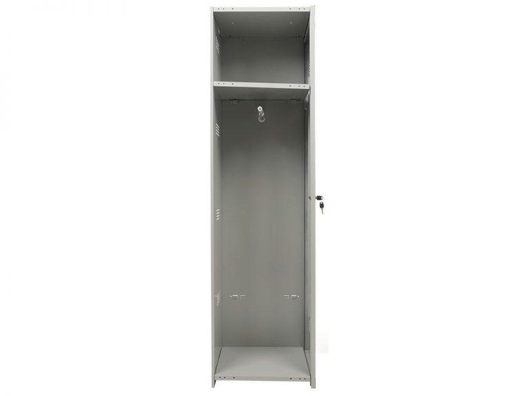 Шкаф для раздевалок ПРАКТИК усиленный ML 01-40 (дополнительныймодуль)