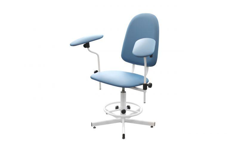 Кресло для взятия крови ДР03 в процедурный кабинет