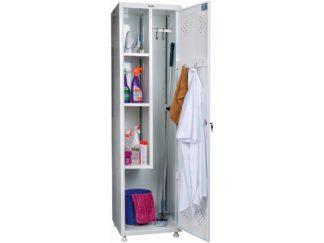 Медицинский шкаф для раздевалок МД1 ШМ-SS