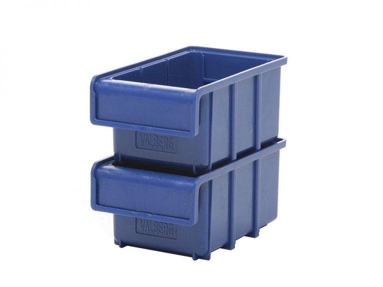 Ящик пластиковый Практик 170x80x105