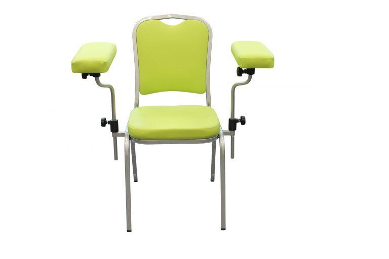 Донорский стул ДР01 для забора крови