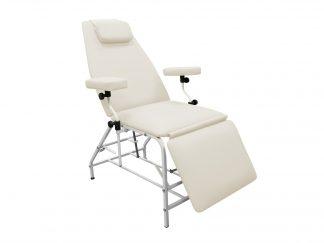 Донорское кресло для забора крови тип ДР04 цвет Белый серия ДР