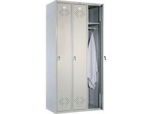 Медицинский шкаф для раздевалок ПРАКТИК МД LS(LE)-31