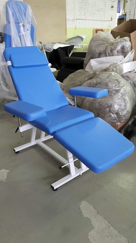 Кресло донорское для забора крови к-023дн