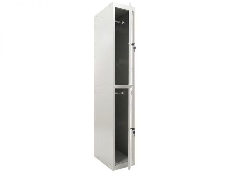 Шкаф для раздевалок ПРАКТИК усиленный ML 12-30 (базовый модуль)