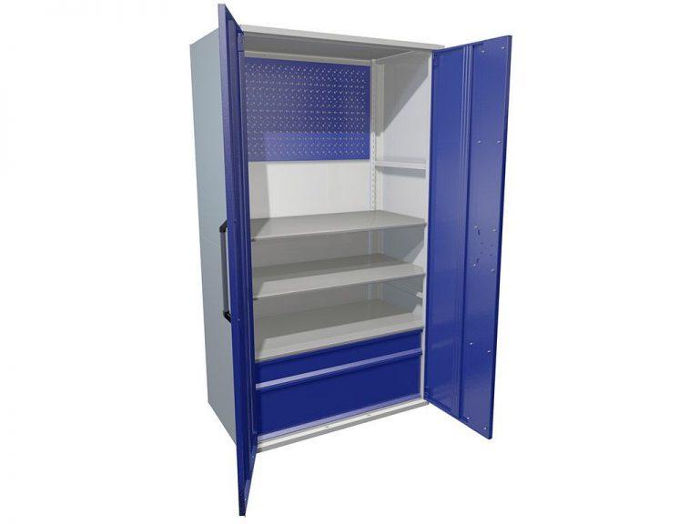 Тяжелый модульный шкаф HARD 2000-033011