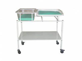 Кровать для новорожденных со столиком Ока-Медик КНПС