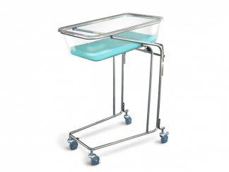 Кровать для новорожденных Ока-Медик КН (нержавеющая сталь)