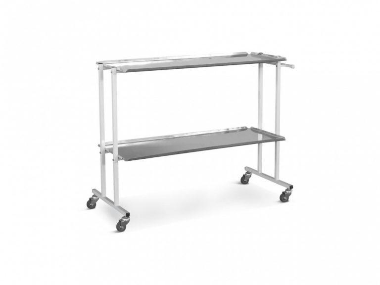 Столик для хирургического инструмента СМх-6