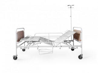 Кровать механическая Ока-Медик КМФ3-01 на колесах