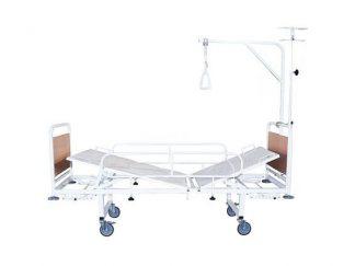 Кровать функциональная Ока-Медик КМФ2-01 съемные колеса