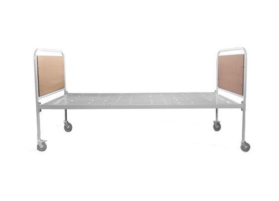 Кровать общебольничная КОПм-01 на колесах