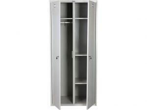 Медицинский шкаф для раздевалок ПРАКТИК МД LS(LE)-21-80 U
