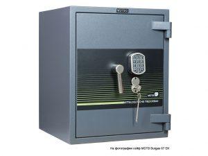 Сейф взломостойкий MDTB Burgas-1368 2K