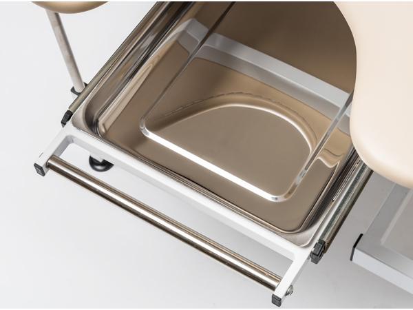 Универсальный смотровой стол КСМ-ПУ-07г на гидроприводе