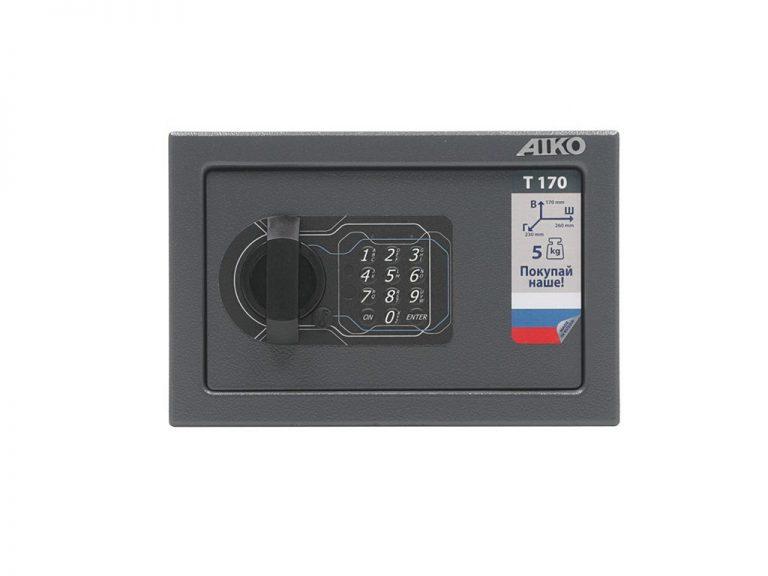 Сейф AIKO Т-170 EL