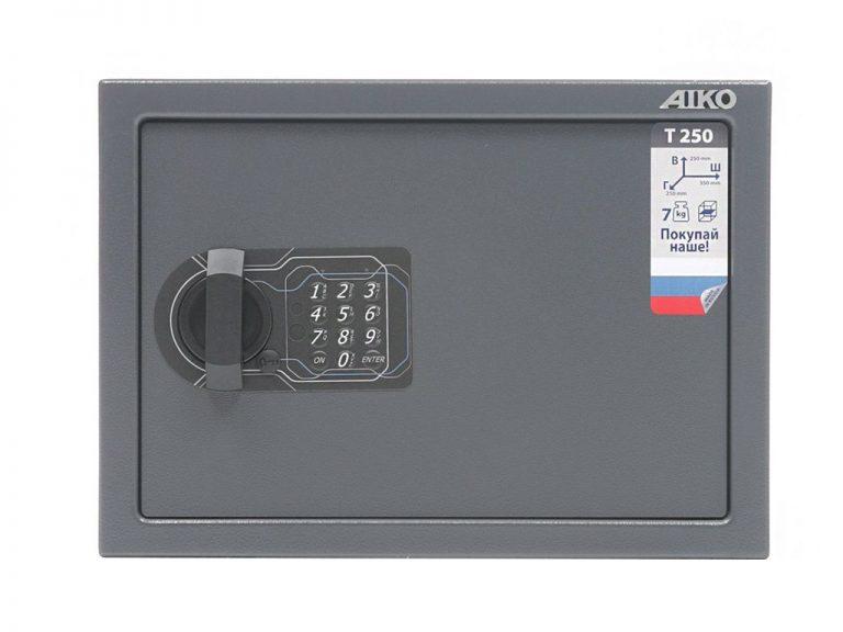 Сейф AIKO T-250 EL