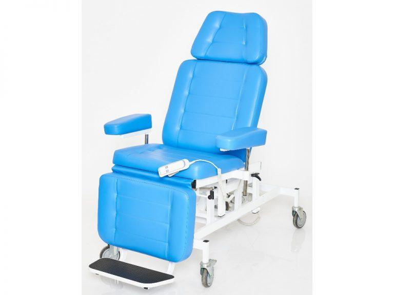 Терапевтическое кресло для процедур вариант №2