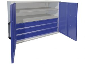 Тяжелый модульный шкаф HARD 1000-002030