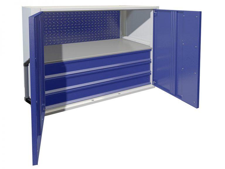 Тяжелый модульный шкаф HARD 1000-021030