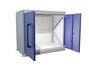 Тяжелый модульный шкаф HARD 1000-000000