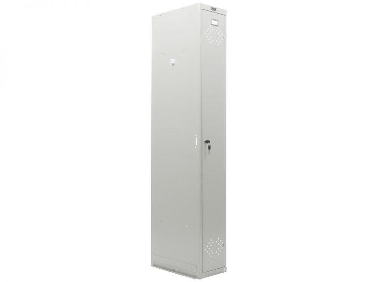 Шкаф для раздевалок ПРАКТИК Стандарт LS-001 (приставная секция)
