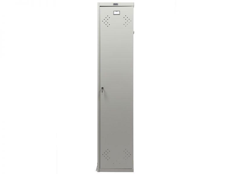 Шкаф для раздевалок ПРАКТИК Стандарт LS-001-40 (приставная секция)