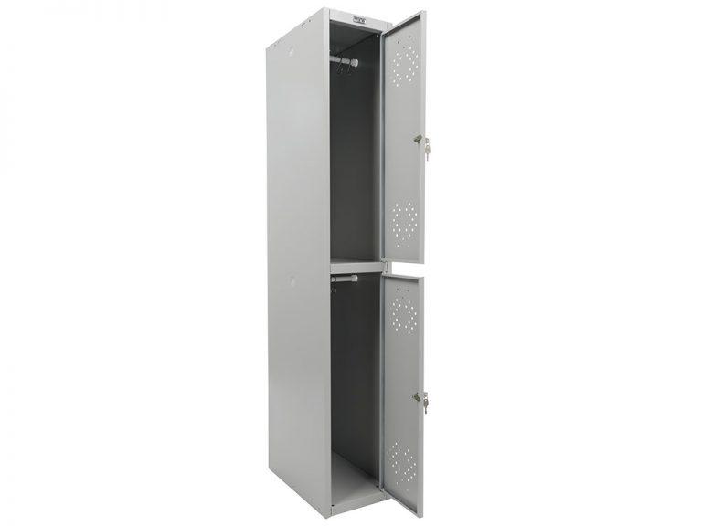 Шкаф для раздевалок ПРАКТИК Стандарт LS-02