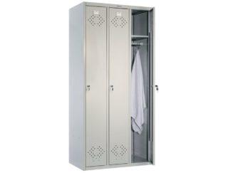 Шкаф для раздевалок ПРАКТИК Стандарт LS-31
