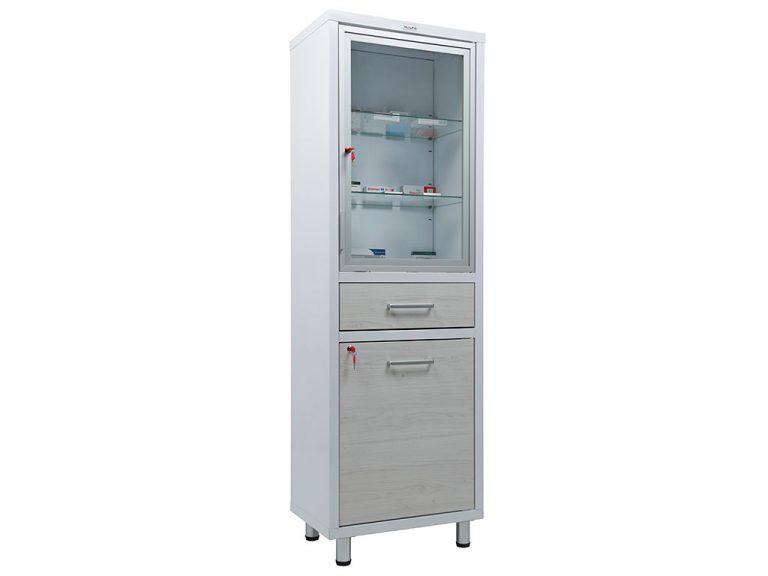 Медицинский шкаф HILFE МД 1 ШМ-SSD