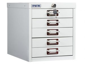 Многоящичный шкаф ПРАКТИК MDC-A4/315/5