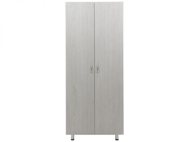 Шкаф для одежды MW-2 1980 белое дерево