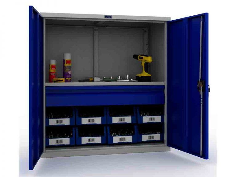 Шкаф инструментальный легкий ТС 1095-001010