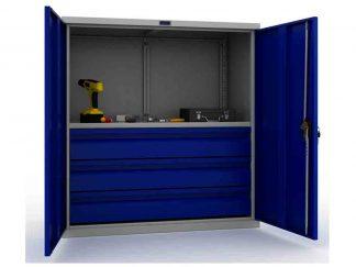 Шкаф инструментальный легкий ТС 1095-001030